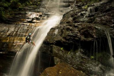 Blue Mountains Canyoning and Abseiling